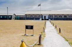 罗本岛,南非- 2016年12月19日:Robben照片  免版税图库摄影