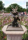 罗杰兔子 免版税库存图片