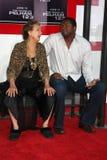 罗杰十字架, Cloris Leachman 免版税库存照片