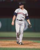 罗杰Clemens波士顿Red Sox 免版税库存图片