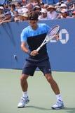 罗杰Federer 免版税图库摄影