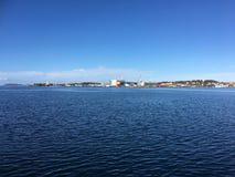 罗森贝里造船厂,斯塔万格,挪威 图库摄影