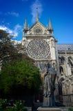 罗浮宫是其中一个世界` s最大的博物馆 免版税库存图片