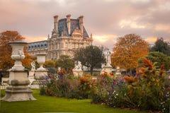 罗浮宫,巴黎 库存照片