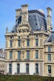 罗浮宫细节  免版税库存图片