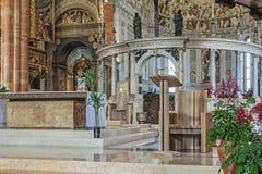 维罗纳大教堂  库存图片