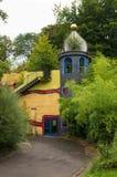 罗纳德麦克唐纳房子在埃森,德国 免版税库存照片