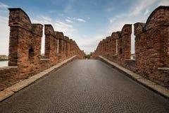 维罗纳意大利-维罗纳,威尼托都市风景  免版税库存照片