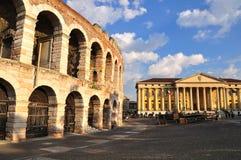 维罗纳 意大利 免版税库存图片
