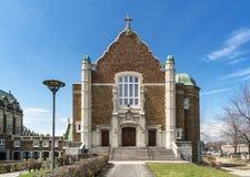 罗耀拉教堂 库存图片