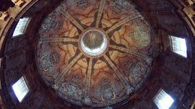 罗耀拉西班牙欧洲圆顶圣所  免版税库存图片