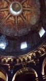 罗耀拉西班牙欧洲圆顶圣所  图库摄影