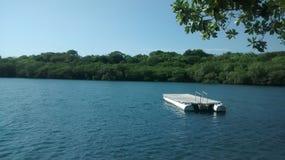 罗萨里奥海岛哥伦比亚 库存图片