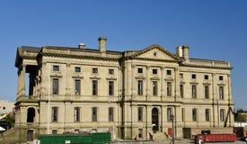 罗蓝县法院大楼 免版税库存图片