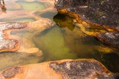 罗赖马山极可意浴缸委内瑞拉 库存照片