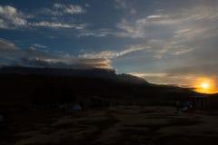 罗赖马山 库存照片