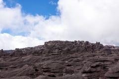罗赖马山 免版税库存图片