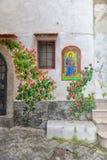 罗迪加尔加尼科村庄在普利亚 库存照片