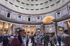 罗马万神殿 免版税库存图片