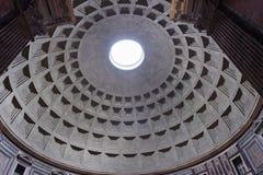 罗马万神殿 库存图片