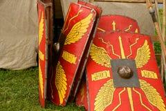罗马军团盾  免版税库存图片