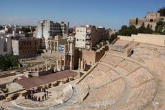 罗马剧院 免版税图库摄影