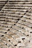 罗马剧院Aspendos 免版税库存照片