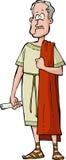 罗马参议员 皇族释放例证