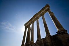 罗马参议院 库存图片