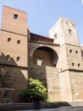 罗马墙壁 免版税库存图片