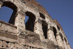 罗马大剧场 免版税库存照片