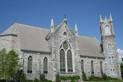 罗马天主教的教会 免版税库存照片