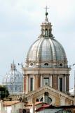 罗马天空 库存照片