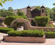 罗马天主教堂, El Santuario de Chimayo 免版税图库摄影