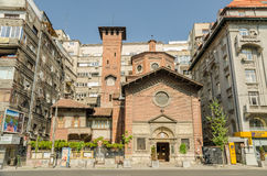 罗马天主教堂 免版税库存图片