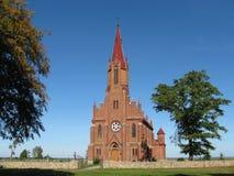 罗马天主教的教会 免版税库存图片