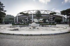 罗马奥林匹克体育场二罗马 库存图片
