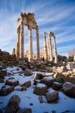 罗马寺庙 库存图片