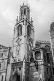 罗马尼亚人圣乔治教会在伦敦-伦敦-大英国- 2016年9月19日 免版税图库摄影