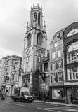 罗马尼亚人圣乔治教会在伦敦-伦敦-大英国- 2016年9月19日 免版税库存照片