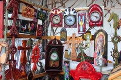 罗马尼亚传统艺术 图库摄影