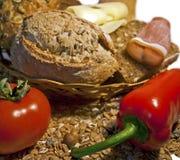 罗马尼亚传统食物14 免版税图库摄影