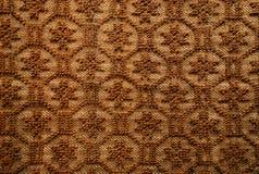 罗马尼亚地毯传统羊毛 库存图片