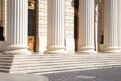 罗马尼亚庙-细节 免版税图库摄影