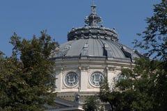 罗马尼亚庙-细节 免版税库存照片