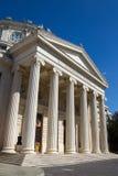 罗马尼亚庙 库存图片