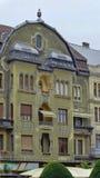 02罗马尼亚方形timisoara联盟 免版税图库摄影