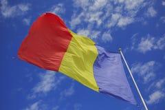 罗马尼亚标志 图库摄影