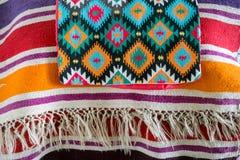 罗马尼亚民间无缝的样式装饰品 库存图片