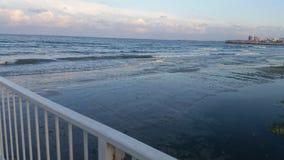 罗马尼亚海滩 库存照片